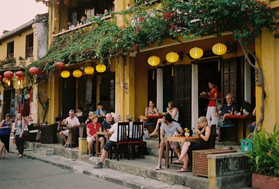 Da Nang Vietnam From My Point Of View Film Film Photography Taking Photos Relaxing Enjoying Life