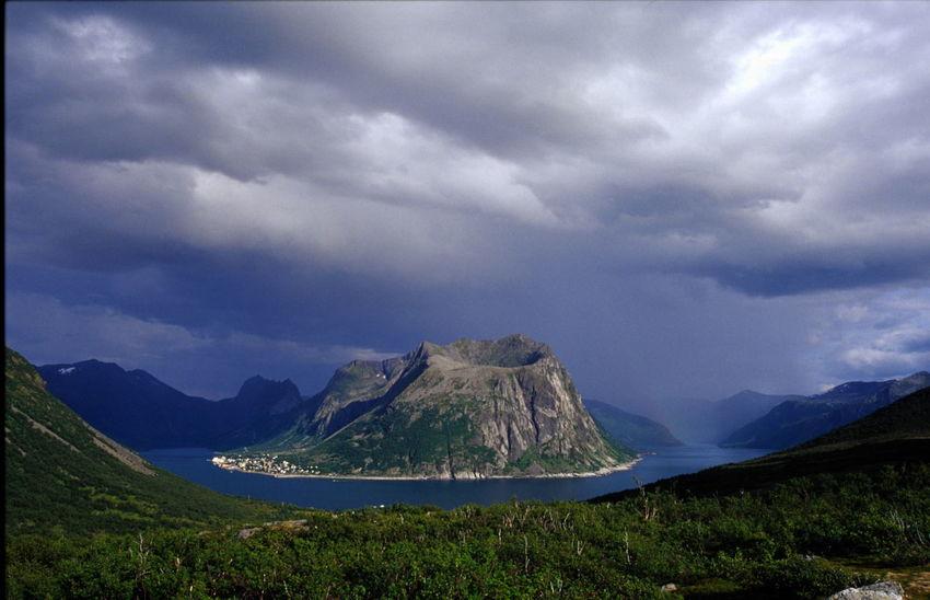 Cliouds Cloud Cloud - Sky Clouds And Sky Fjord Fjords Fjordsofnorway Fjørd Senja  Senja Island