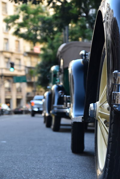 Transportation Mode Of Transport Road City Outdoors No People Close-up Day Ford FordA Ford A Ford Model A Vintagecar Vintage Cars Buenos Aires Bokeh Photography Street City Life Nikon Travel Destinations City Street Architecture 1930 Vehicles 1930 City
