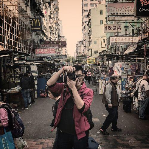 First Eyeem Photo That's Me! Streetphotography Apliustreet HongKong EyeEmNewHere