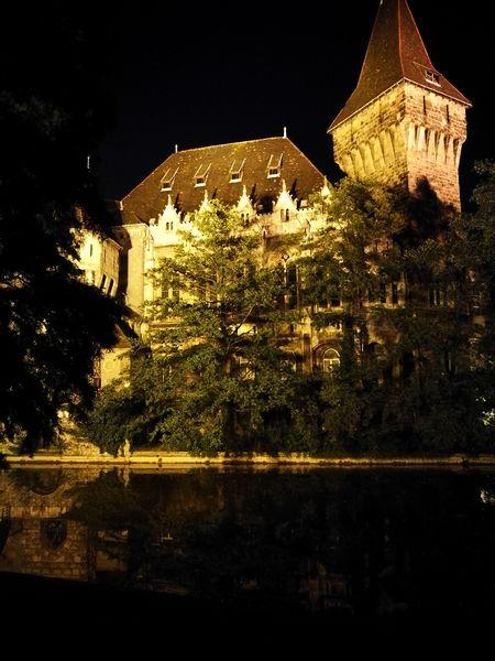 Budapest, Hungary Vajdahunyad Vár Castle