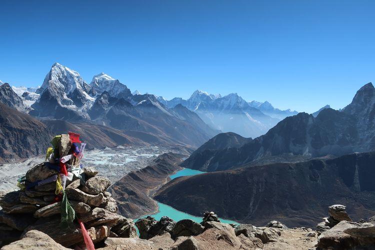 Photo taken in Lobujya, Nepal