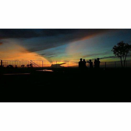 Sunrise @ Hanoi, Vietnam