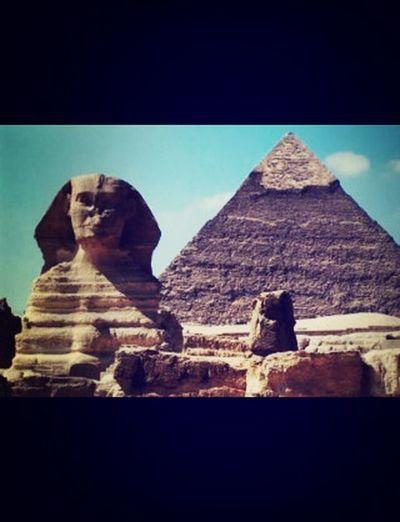 6/13 ピラミッドを見にエジプトに。とても暑い。 First Eyeem Photo