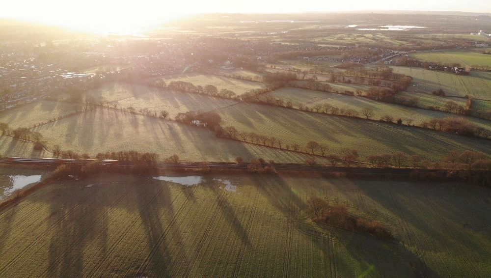 Agriculture Landscape Environment Scenics - Nature Farm Rural Scene Land