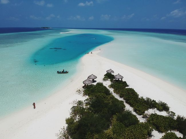 Dronephotography Drone  Beach Sand Sea Vacations Nature Day Water Idyllic Outdoors High Angle View Scenics Tranquility Beauty In Nature Leisure Activity Horizon Over Water Blue Travel Destinations Aerial View Landscape Sky