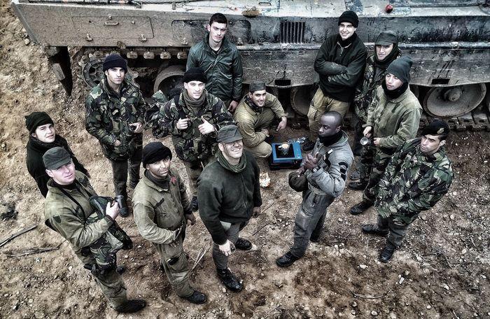 2ECC 3PLATOON Portuguesearmy Leopard Leopard2 Army