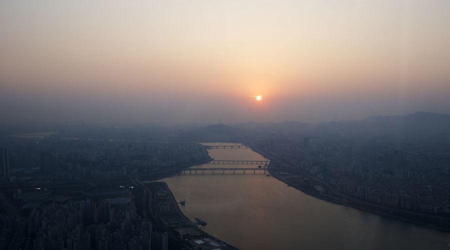 A6000 City Cityscape Hangang River Korea River Seoul Sigma19mmArt Sunset The Great Outdoors - 2017 EyeEm Awards