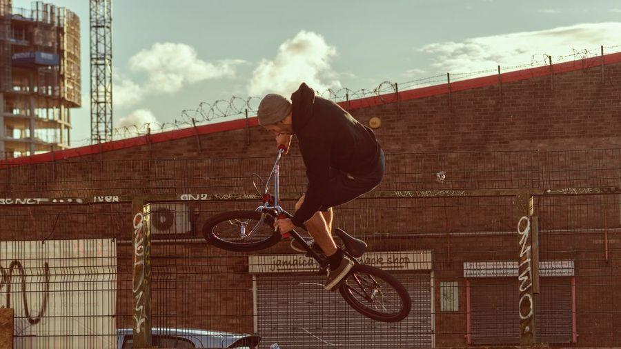 Bicycle Skill