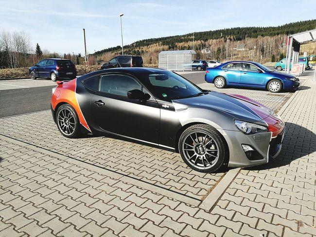 Car Toyota Auto Racing Racecar First Eyeem Photo