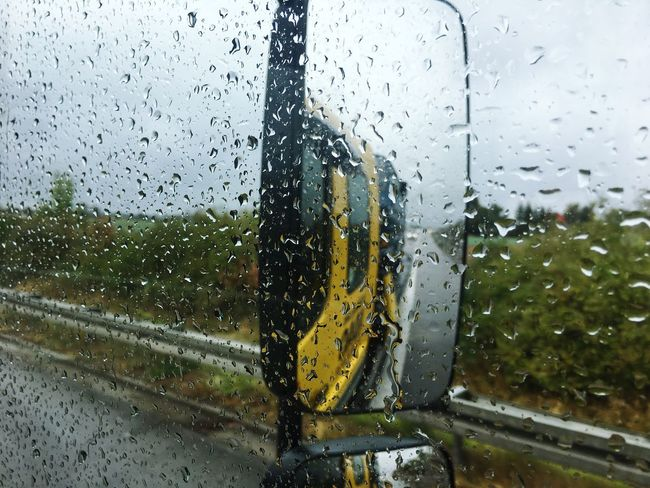 Truck Truckerslife Towing Rain Side-view Mirror Side Window Tow Truck Service Truck Service Car ADAC