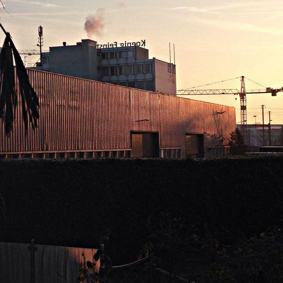 Good_morning Sunrise Architecture