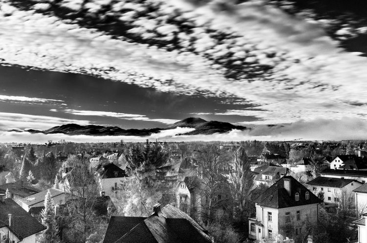 Cloudscape Ljubljana Slovenia Clouds Day Ir Photography Krim Landscape Outdoors Sky Slovenija