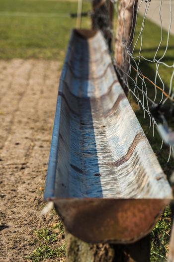 feeding trough Feeding  Nature Empty Farmlife Feeding Trough Fence Food Trough Grassland, Fence