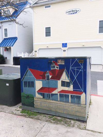 Street Art in Ocean City, Maryland Streetart Murals OceanCity Maryland Oceancitycool OC Photography Art Painting EyeEmNewHere