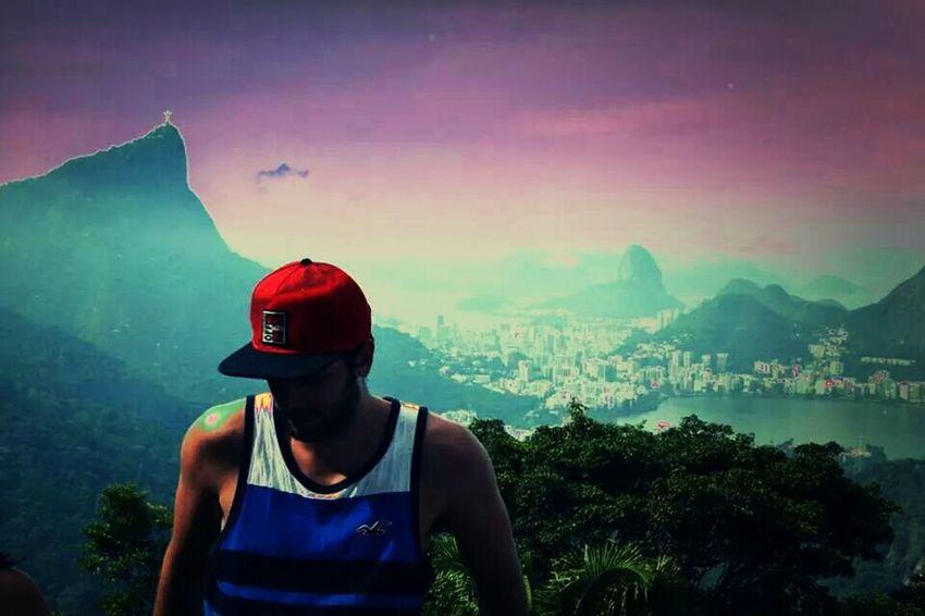 Vista Chinesa Rio Brazil Amo esse lugar!
