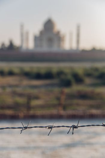 Taj Mahal in