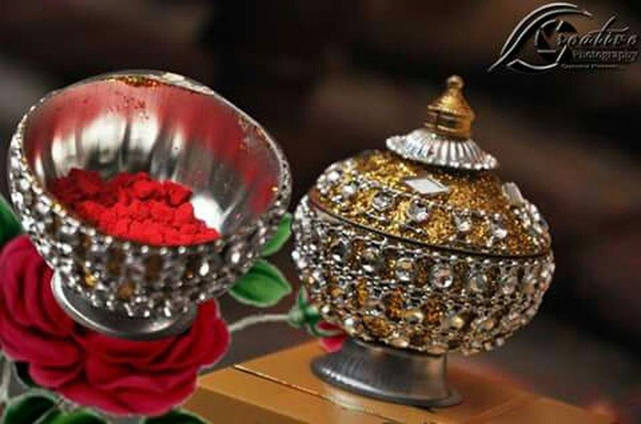 Sindoor Indian Traditional Wedding Photography Closeup Shoot Creative Photography Ahmedabad India