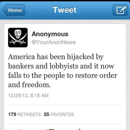 Anonymous Freedomfighter Stickittotheman
