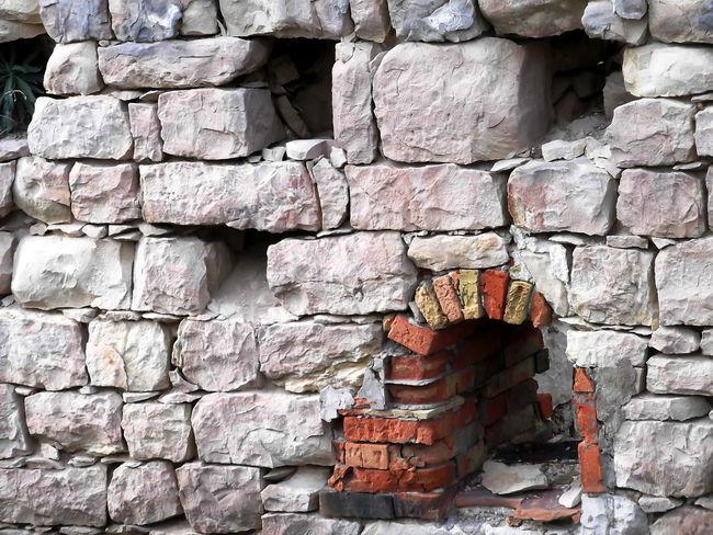 Abandoned Factory Andrea Camilleri Archeologia Industriale Architecture Brick Wall Fabbrica Abbandonata Il Commissario Montalbano La Fornace Penna La Mannara No People Outdoors Sampieri Scicli Sicilia Stone Wall