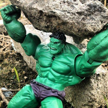 AvengersRevenge IncredibleHulk