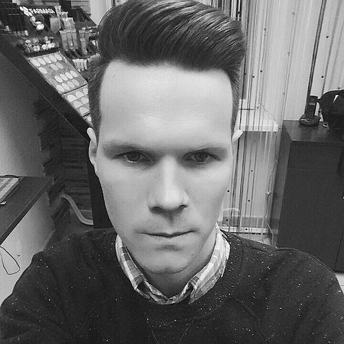 Me Russia Ufa Blackandwhite Selfie