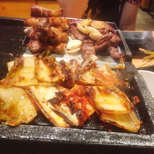 Koreanbbq Porkbelly Dinner