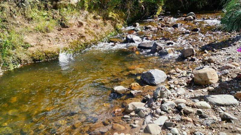 River Outdoors Rocks Having Fun Water Beautiful