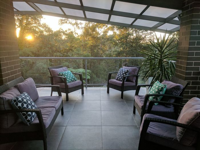 Outdoor Living Sunrise