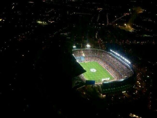 Madrid, Spain. Madrid SPAIN Vicente Calderon Champions League