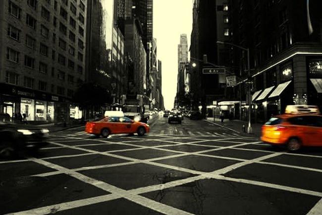 I Heart New York Yellowcabs Midtown