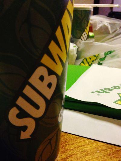 Subway ? ? Subway Turkey Sandwiches :) Food Yummy
