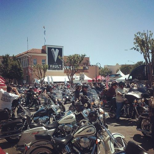 Hollister Motorcycle Rally