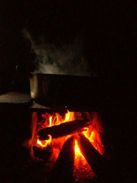 Fire Fogo Brasil Palmasto BR Tocantins Brazil Rural Culture Cultura