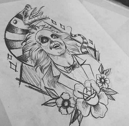 Beetlejuice💜 Drawing - Art Product Pencil Drawing No People Dibujo Dibujo A Lapiz Dibujoartistico Dibujotime Sketch Disegn Disegno Disegno Matita Disegnoamatita Disegnoamanolibera