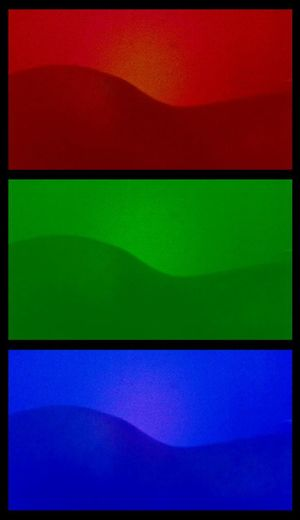 RGB Green NakedWomenBodyArt Backgrounds Blue Textured  Abstract Red Pattern Saturated Color Close-up Color Gradient Art Product