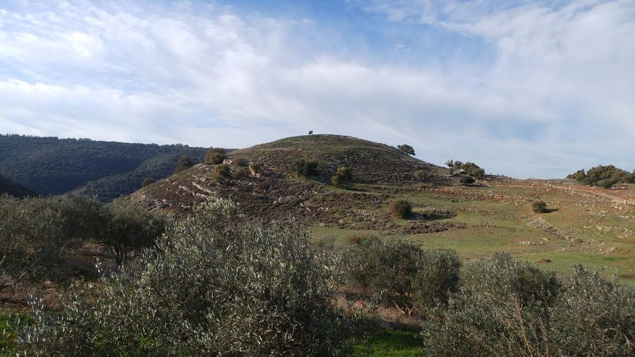 Siege of Yodfat Siege Of Yodfat Bible Hill No People Outdoors Day Beauty In Nature Sky Freshness EyeEmNewHere