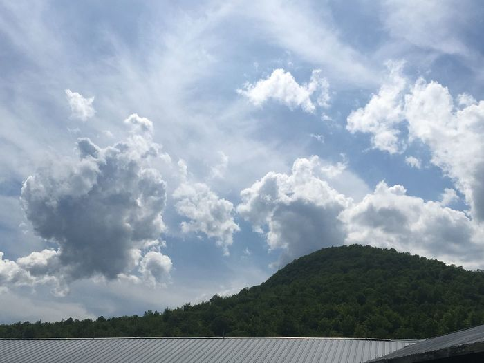 Cloud - Sky Sky Beauty In Nature Scenics Nature Tranquility Tranquil Scene Day No People Outdoors Tree Landscape