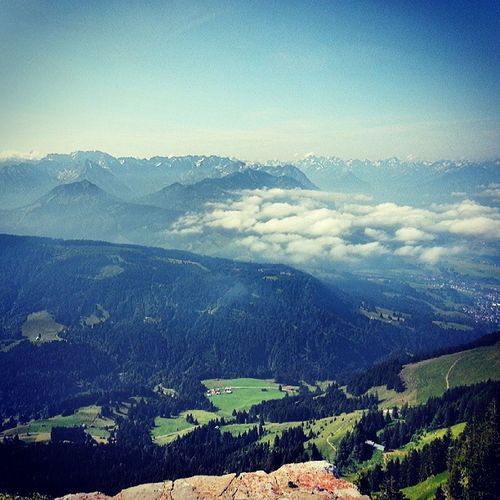 Allgäu Berge Grünten ;-)
