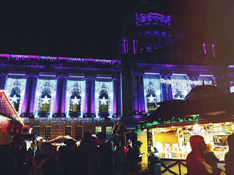 Belfast Christmasmarket 2016 First Eyeem Photo Lost In The Landscape EyeEmNewHere