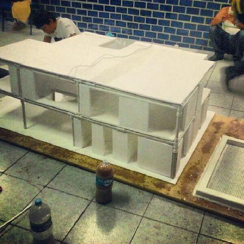 Proyecto de mi novio :O Omg Ingenieroenaccion Maqueta Universitario