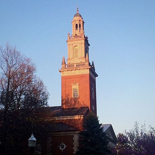 Denison University Granville Ohio Architecture_collection Look Up And Thrive Lookingup Chapel Facades Architectural Detail Brick