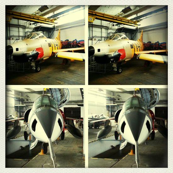 Hanging Out Jet Jets Altes Flugzeug 4er Quartetts