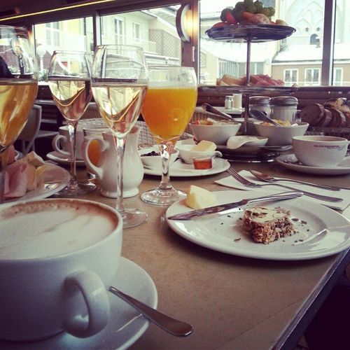 #best #breakfast ever!!! Munich München Best  Breakfast