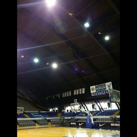 Ballin'. Blueeagles Ateneo Basketball