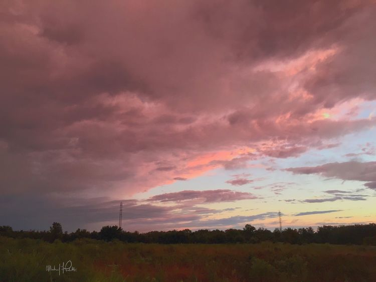 2015 | Photo: Michael F. Pichette Clouds And Sky Virginia Taking Photos Clouds Sky
