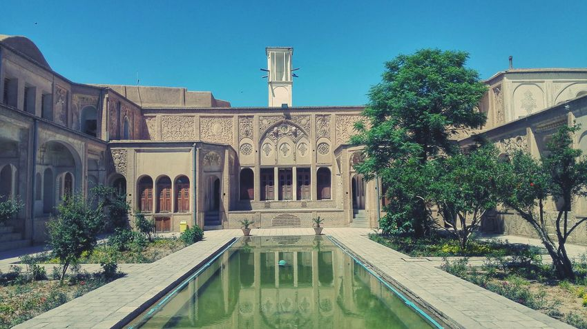 Architecture History Building Exterior Travel Destinations Outdoors Iran Kashan Palace Persian Irantravel Travel