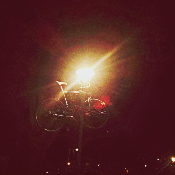 Bicycles in the sky Bicycle My Lovely Hood Lantern Bikes