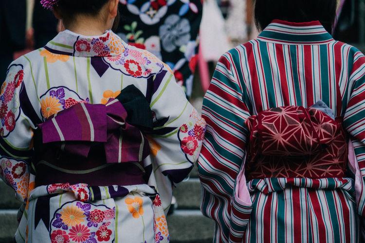 YUKATA YUKATA Obi Okumi Furï Yasaka Shrine Yasaka-jinja Shrine Japanese  Temple Kimono Japanese Girls The Street Photographer - 2017 EyeEm Awards