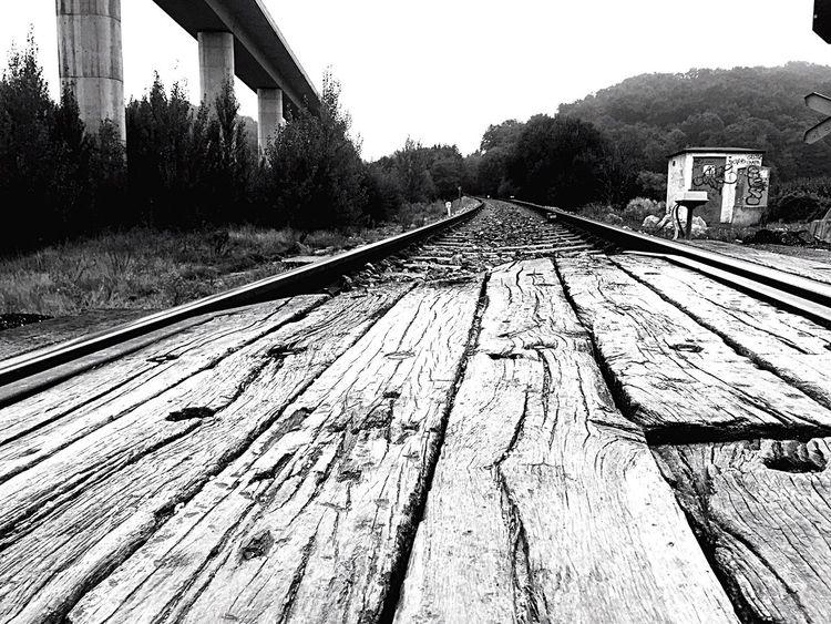 Binari Ruta Del Ferrocarril Ruta Life Vias Del Tren Vias De Tren Viajando Viaje Trip Waiting For A Train Train Railroad Railway Rails Way Way Of Saint James SPAIN Spagna